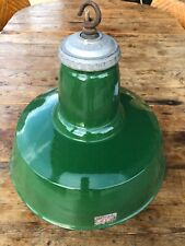 More details for  wonderful 1950s industrial pendant light by maxlume , 20 available
