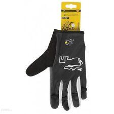 Tour de France Cycling Full Finger Gel Gloves Size MEDIUM NEW FREE UK POSTAGE