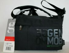 BRAND NEW GOLLA GENMOB SLR DIGITAL CAMERA BAG LOGAN G1012 BLACK