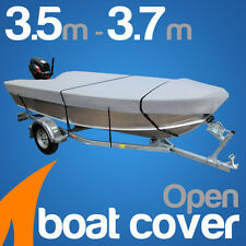 3.5m-3.7m Trailerable Open Boat Cover Tinnie heavy duty Tinny