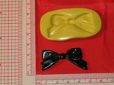 Bow Silicone Push Mold 253 For Fondant Cupcake Gumpaste Candy Chocolate Resin