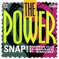 Power (1992) Snap, Doctorin' D, Bourbon Club, Impulse, Moses P., D. Shake.. [CD]