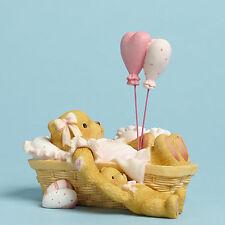 Cherished Teddies 'Love Gives Us High Hopes' Valentine Bear with Basket 4044687