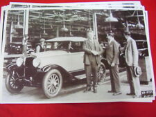 1929 PLYMOUTH ASSEMBLY LINE  WITH ROADSTER   11 X 17  PHOTO /  PICTURE