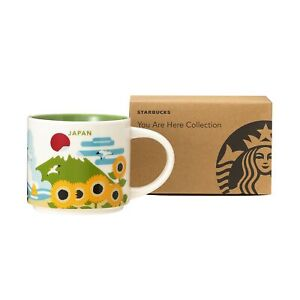 Starbucks You Are Here Collection Mug 414ml Limited JAPAN Summer New