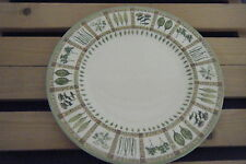 C4 Pottery Cloverleaf Antique Herbs Plate 28x3 cm  5D2C