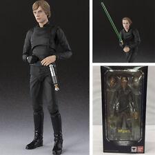 S.H.Figuarts Star Wars Luke Skywalker Jedi Knight Action Figure Figurine 15cm IB