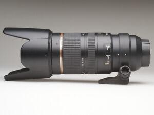 Tamron SP 70-200mm f/2.8 Di VC USD für Nikon