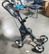 CaddyTek Explorer V8 Golf Push Cart DarkGrey 4 Wheel