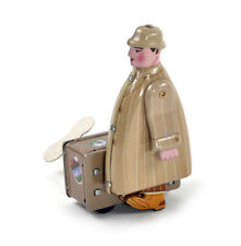International Man of Mystery - Classic Clockwork Collector's Toy