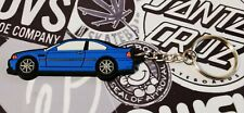 Bmw E46 M3 Key Anello Blue 320i 330i 330d 325i Coupe