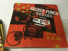 Mr. Dibbs Sucker Punch Breaks Volume One LP (Break-Beat Battle) VG-