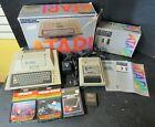 Atari 400 Home Computer + Atari 410 Program Recorder (read Desc.) (free S/h!)