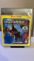 Uncharted 2: Among Thieves PS3 Spiel *NEU & OVP* *BLITZVERSAND*