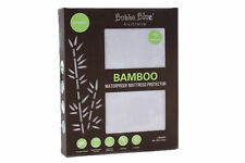 Bubba Blue Bamboo Waterproof Bassinet Mattress Protector