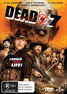 DEAD 7 DVD, NEW & SEALED, FREE POST