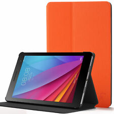 Huawei Mediapad T2 7.0 Case, Cover, Stand | Orange + Stylus & Screen Protector
