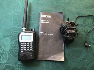 uniden scanner UBC92XLT