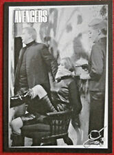 THE AVENGERS ADDITIONS - Card #42 - THE MEDICINE MEN - HONOR BLACKMAN