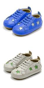 New Old Soles Starey Bambini Infant Crib Leather Shoes