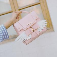 New Fashion Japanese lolita girl wing bag backpack handbag