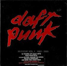 Daft Punk cd album - Musique Vol.1 1993-2005