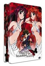 This Ugly Yet Beautiful World, Complete Collection, Metal/Tin Box Anime DVD Set