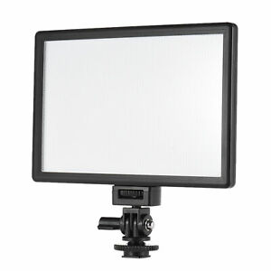 Viltrox L116T LED Video Light Photography for DSLR Camera and Camcorder J6J8
