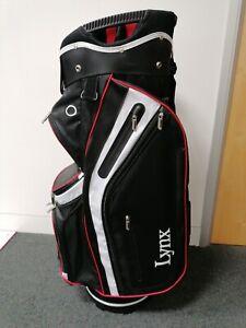 Lynx Golf Light Weight Cart Bag