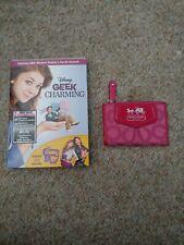 Geek Charming (DVD, 2012, 2-Disc Set) Bonus Coach Wallet