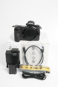 Nikon Z 6 Mirrorless Digital Camera 24.5MP Z6 Body #523