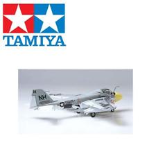 Tamiya 61606 Grumman A-6A Intruder Combat Plane 1:100 Scale Kit