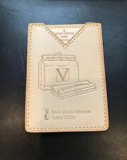 """Louis Vuitton Card Case VIP Special Edition """"RARE"""" Collectible"""