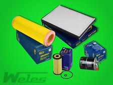 INSPEKTIONSPAKET MERCEDES W168 A 160 170 CDI Diesel- Luft- Pollenfilter Ölfilter