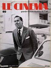 Le Cinéma n°80- 1983 : L'essor de la comédie à l'Italienne - Dino Risi