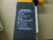 SIEMENS   3SE3 120-1G-Z   POSITION SWITCH
