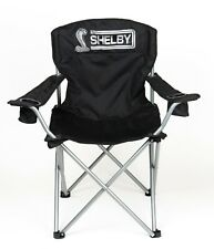 Shelby Mega Black Folding Chair