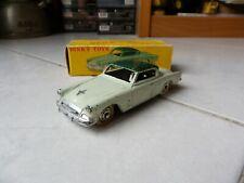 Studebaker Commander 24Y Dinky Toys 1/43 état origine avec boite d'origine