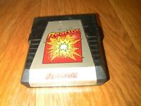 Reactor (Atari 2600, 1982) Parker Brothers, Game Cartridge Only, Untested