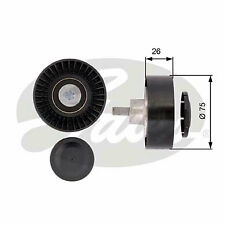 Aux Belt Idler Pulley T36385 Gates Guide Deflection 11287516847 7516847 Quality
