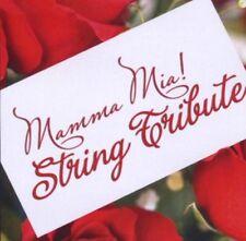 Abba Tribute/mamma mia-Same/String Tribute CD NUOVO OVP