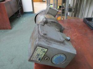Boston Gear Motor w/Gear 34K29-872 5HP 1800RPM 208-230/460V 2.1-2/1A Fr: 56C