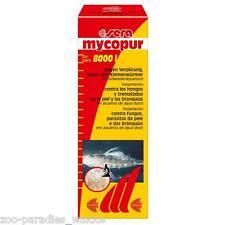 500 ml sera mycopur gegen Verpilzungen (Mykosen), Haut- und Kiemenwürmer