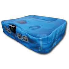 Nintendo 64 Funtastic Console System Dust Cover N64 - Vinyl (Ice Blue) NEW
