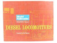 Model Railroader Cyclopedia V. 2 Diesel Locomotives by Bob Hayden ©1980 Book