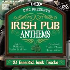 DMC Presents Irish Pub Anthems - DJ Only CD for St. Patrick's Day Celebration