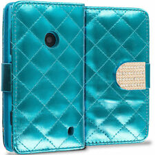 Synthetic Leather Cases & Covers for Nokia with Card Pocket