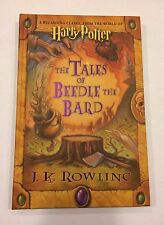 The Tales of Beedle the Bard by J. K. Rowling (2008, Hardcover) BRAND NEW!