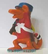 PERSONAGGIO in PVC alto circa 6 cm _ FIVE (mascotte anni '80 di canale 5) _ 03