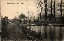 CPA  Bagneaux-sur-Loing - L'Ecluse   (292472)